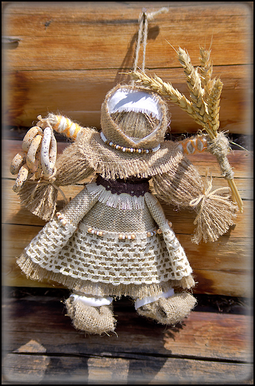 Оберег кукла для дома своими руками мастер класс
