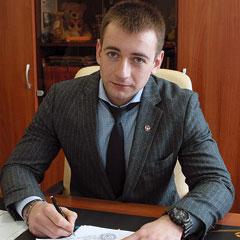 Директор интерната Батищев
