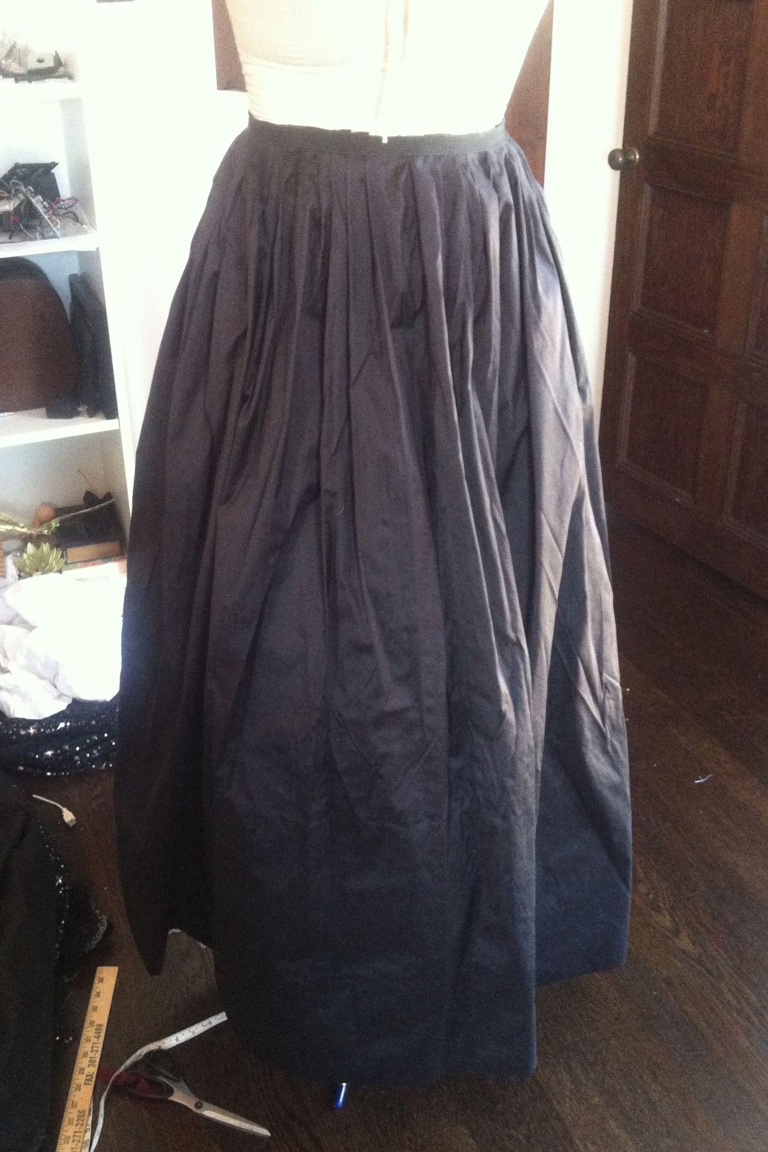 no petticoat