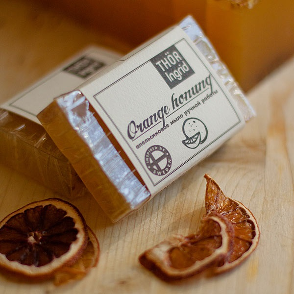 Orange honung