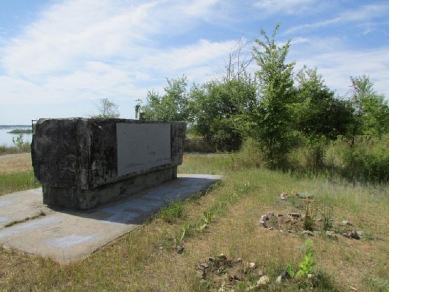 Остатки памятника в Волгограде.JPG