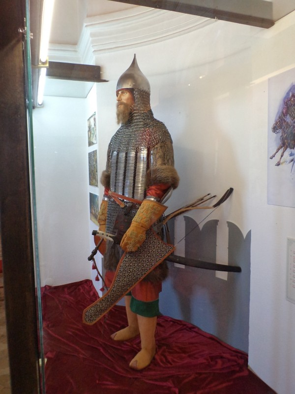 15_Тула_Экспонат Оружейного музея.JPG