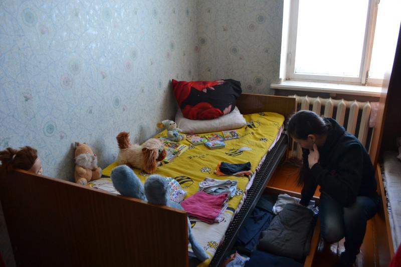 Светлана Савченко надеется на скорейшее возвращение детей домой.JPG