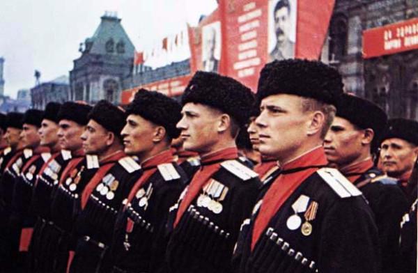 О терроре белоказаков против казаков