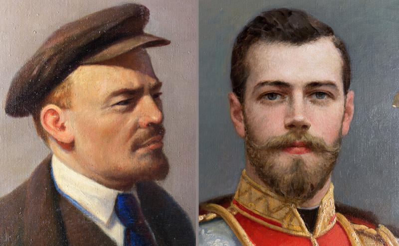Ленин и Романов.jpg