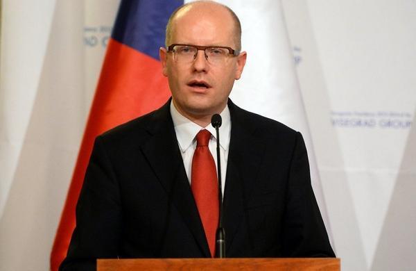 Чешский премьер
