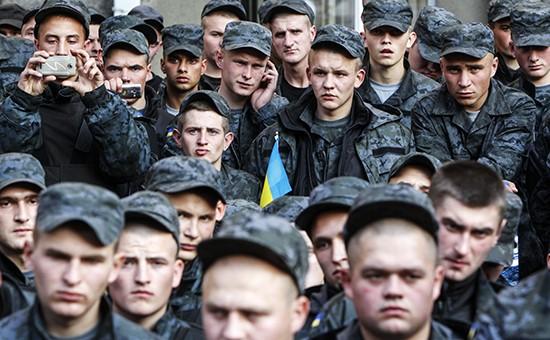 Солдаты вв