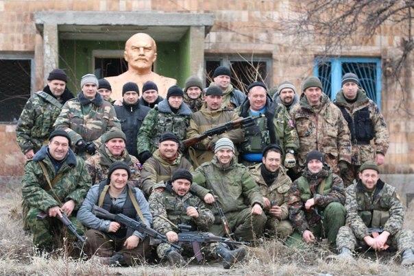 Ленин в ополчении