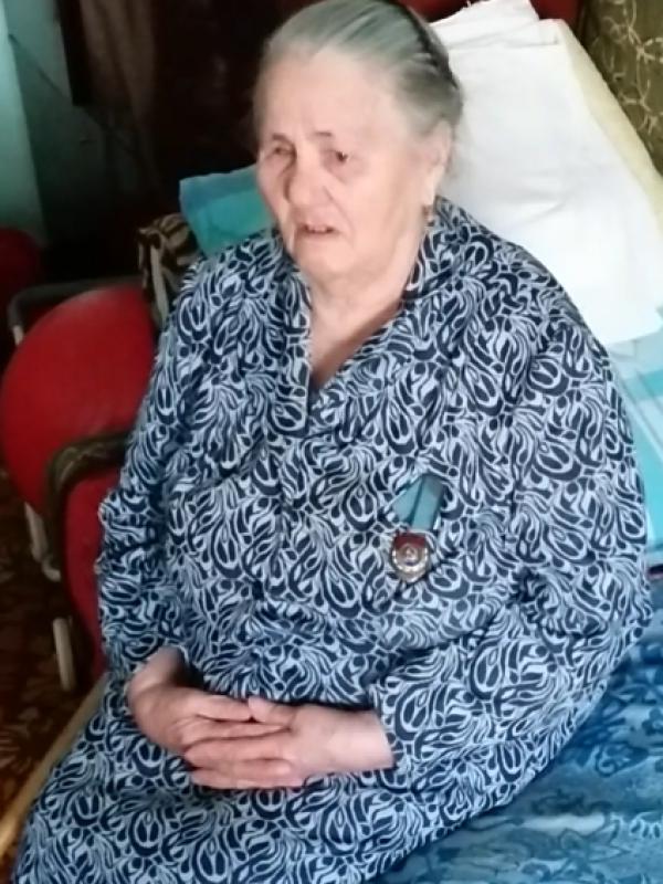 Таисия Яковлевна Хмелёва