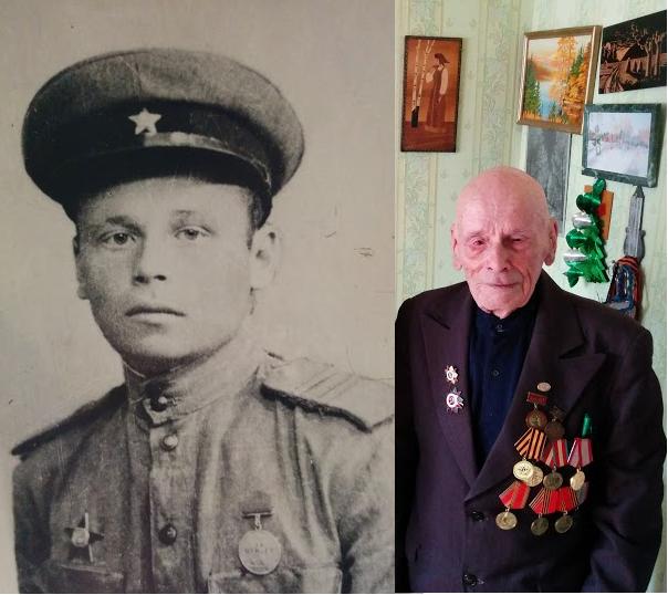 Пономарёв Василий Петрович