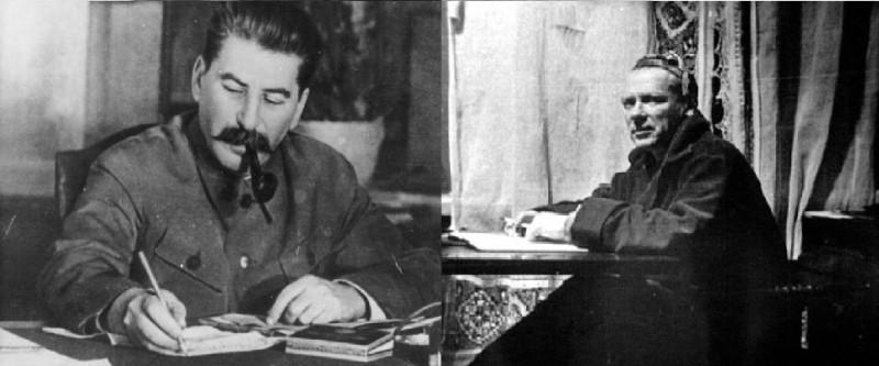 Сталин и Булгаков.jpg