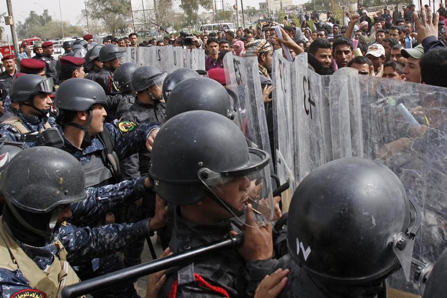 Протесты в Багдаде фото из архива.jpg