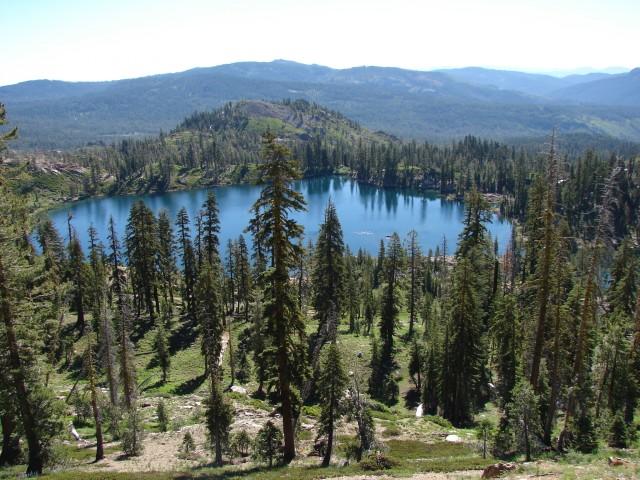 View of Deer Lake