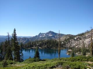 Deer Lake and Sierra Buttes