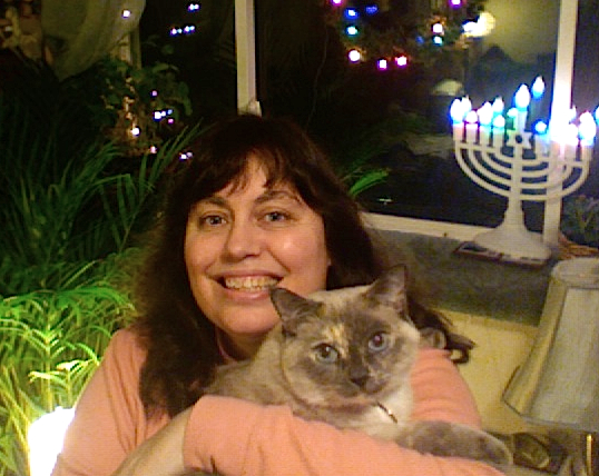 Happy Holidays from Saki & Me, 12-28-07