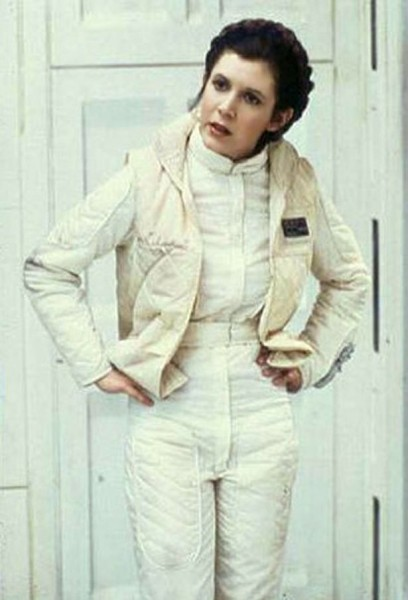 Princess-Leia-wearing-a-Hoth-snowsuit