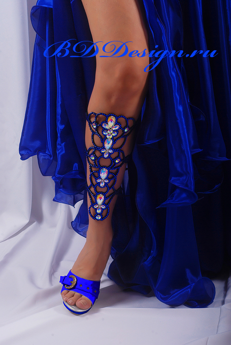 Как украсить костюм для восточного танца своими руками