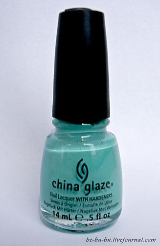 China Glaze. For Audrey. Отзыв. Review.