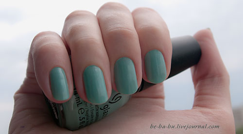 China Glaze. For Audrey. Отзыв. Review.