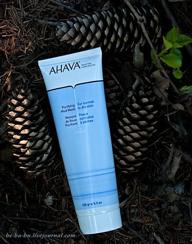 Очищающая грязевая маска Ahava Purifying Mud Mask Отзыв Review
