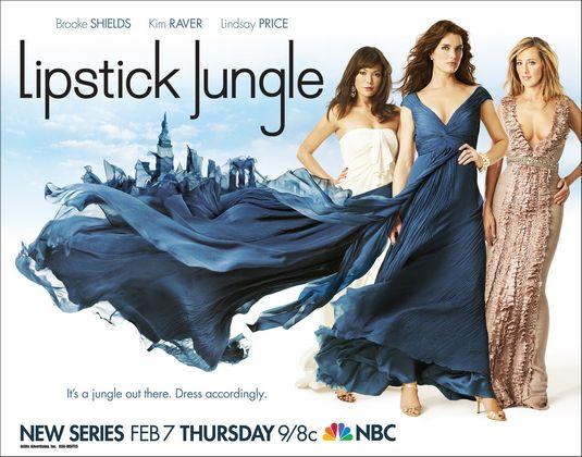 Помадные джунгли (Lipstick Jungle) самые стильные сериалы