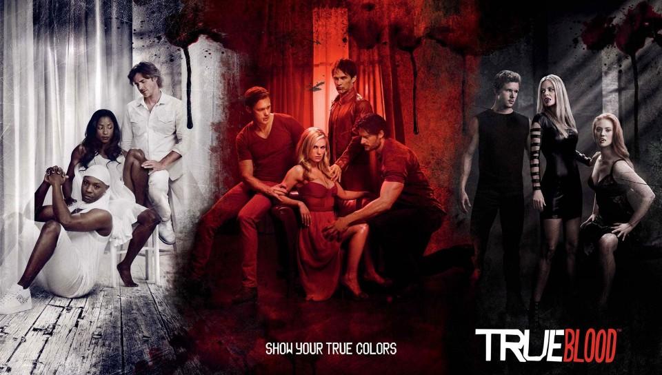 Настоящая кровь (True Blood) самые модные сериалы