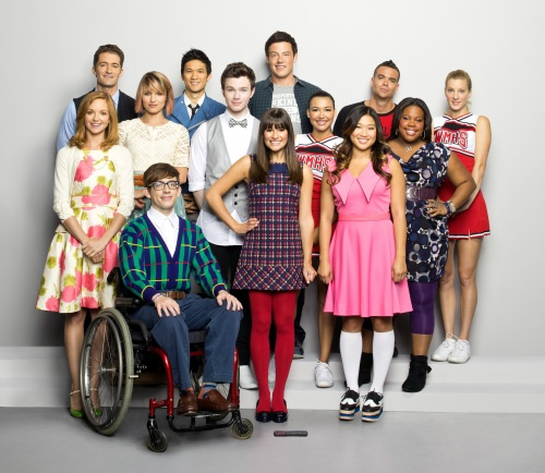 Glee Лузеры Хор самые стильные сериалы