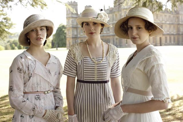 Аббатство Даунтон (Downton Abbey) самые стильные сериалы