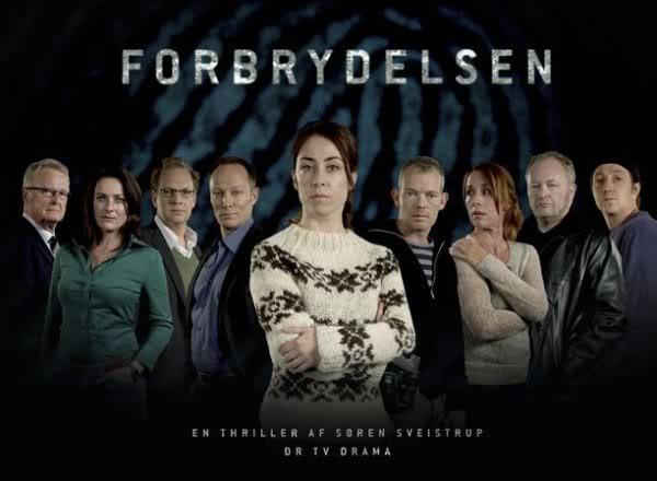 Убийство (Forbrydelsen) самые стильные сериалы