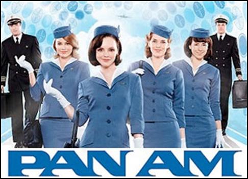 Пэн Американ (Pan Am) самые стильные сериалы