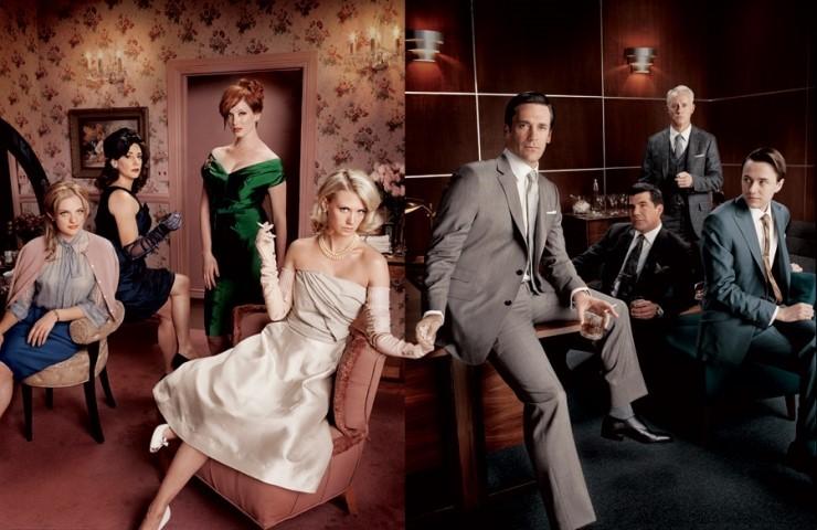 Безумцы (Mad Men) самые стильные сериалы
