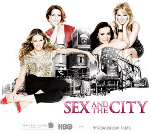 Vintage Vintage Sex And The City Hbo Promo Hat Picture Tv