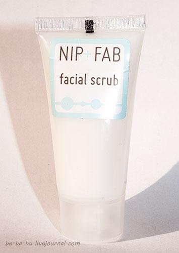 Nip + Fab Scrub Fix. Отзыв. Review