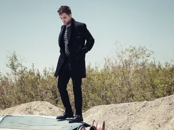 Robert Pattinson for UK Esquire, September 2014