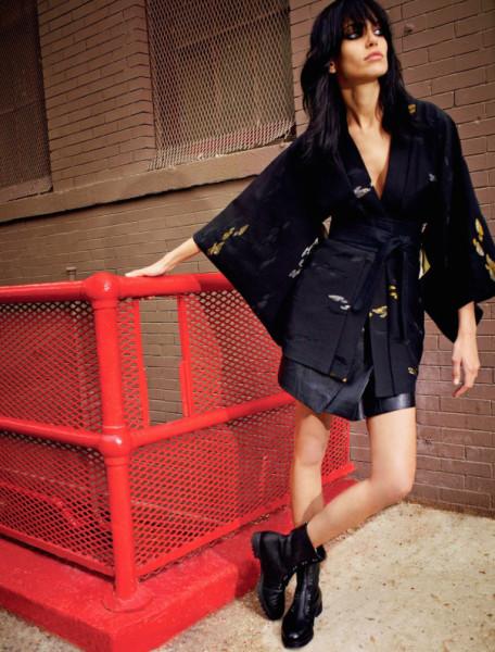 Тенденции: 80-е в моде. Porter Magazine 4 Fall 2014