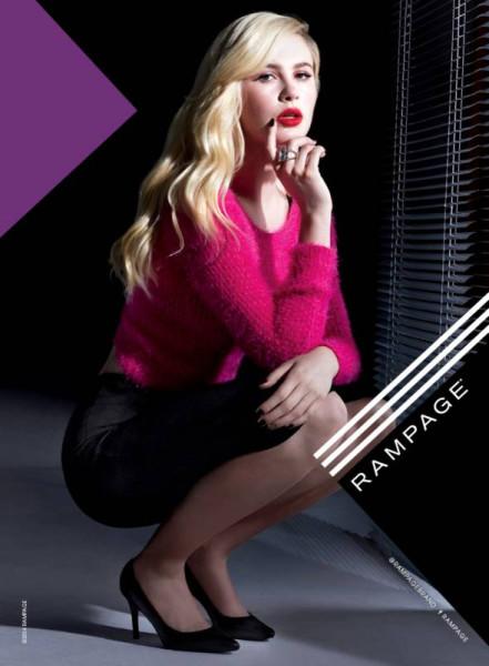 Дочь Алека Болдуина и Ким Бейсингер стала лицом модной марки
