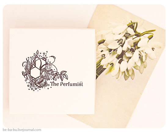 The Perfumist - коробочка с селективной парфюмерией. Обзор, отзыв.