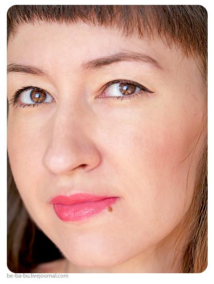 Карандаш-помада для губ Энергия цвета от Faberlic. Обзор, отзыв, свотчи