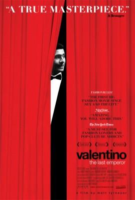 Валентино: Последний Император / Valentino: The Last Emperor кино о моде