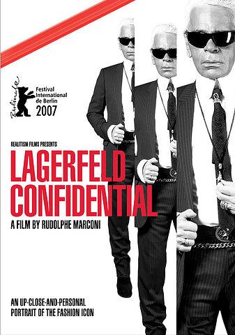 Секреты Лагерфельда / Lagerfeld Confidential кино о моде