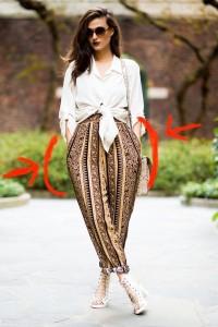 Fashion-блогер показала свои фото до и после обработки в фотошопе