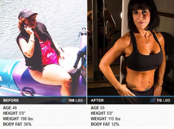 От плюшек к идеалу: насколько занятия спортом меняют внешность человека