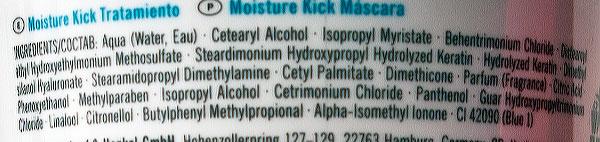 Schwarzkopf Professional BC Moisture Kick Shampoo и BC Moisture Kick Treatment. Обзор, отзыв.