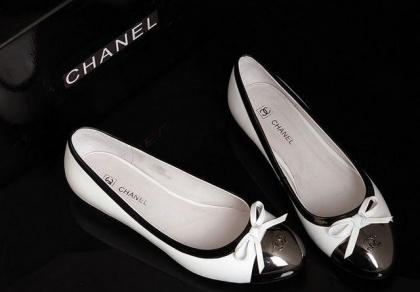 балетки chanel 100 вещей идеального гардероба