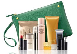 shiseido free gift
