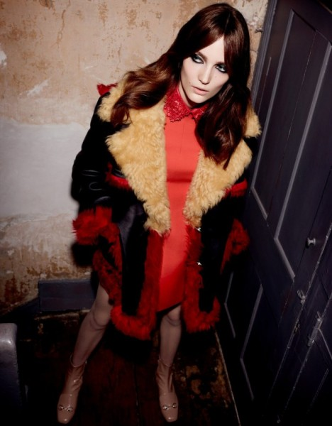 Тенденции: 60-е. Vogue Turkey September 2014