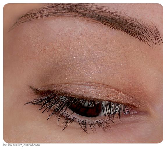 Faberlic - карандаш-тени для глаз Дивный взгляд. Обзор, отзыв, свотчи, макияж