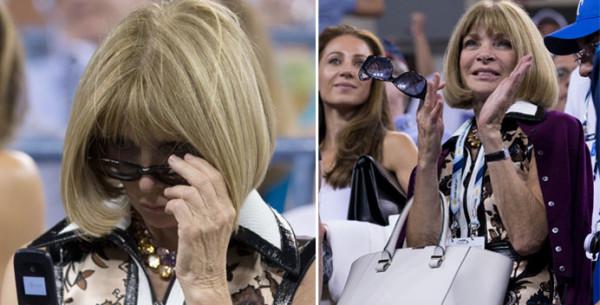 Гаджеты: главный редактор Vogue Анна Винтур пользуется телефоном за 15 долларов