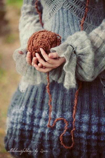 Спонтанный флешмоб: Чего я жду от осени?