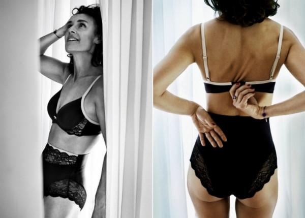 Обычные женщины снялись в рекламе нижнего белья известной марки